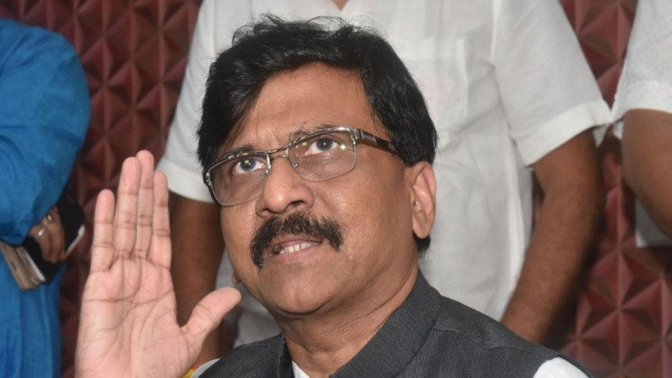 Sanjay Raut's party Shiv Sena is part of the ruling alliance with the Congress and NCP in Maharashtra