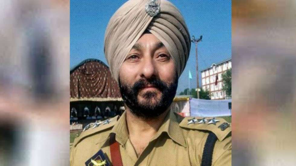 Police had arrested Davinder Singh at Mir Bazar in Kulgam district of south Kashmir along with Hizbul Mujahideen terrorists.