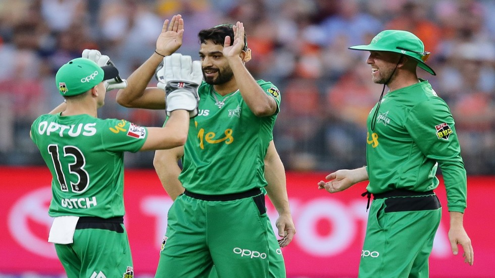 Haris Rauf has been the leading bowler in the ongoing Big Bash League.