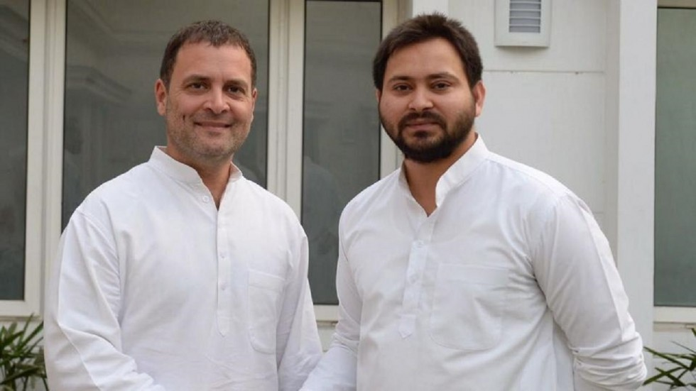 Sources said the Congress wants to neutralise BJP leader Manoj Tiwari''s influence among Delhi voters by roping in the RJD.