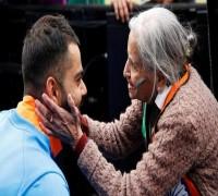 Indian Cricket Team Superfan Charulata Patel Dies Aged 87