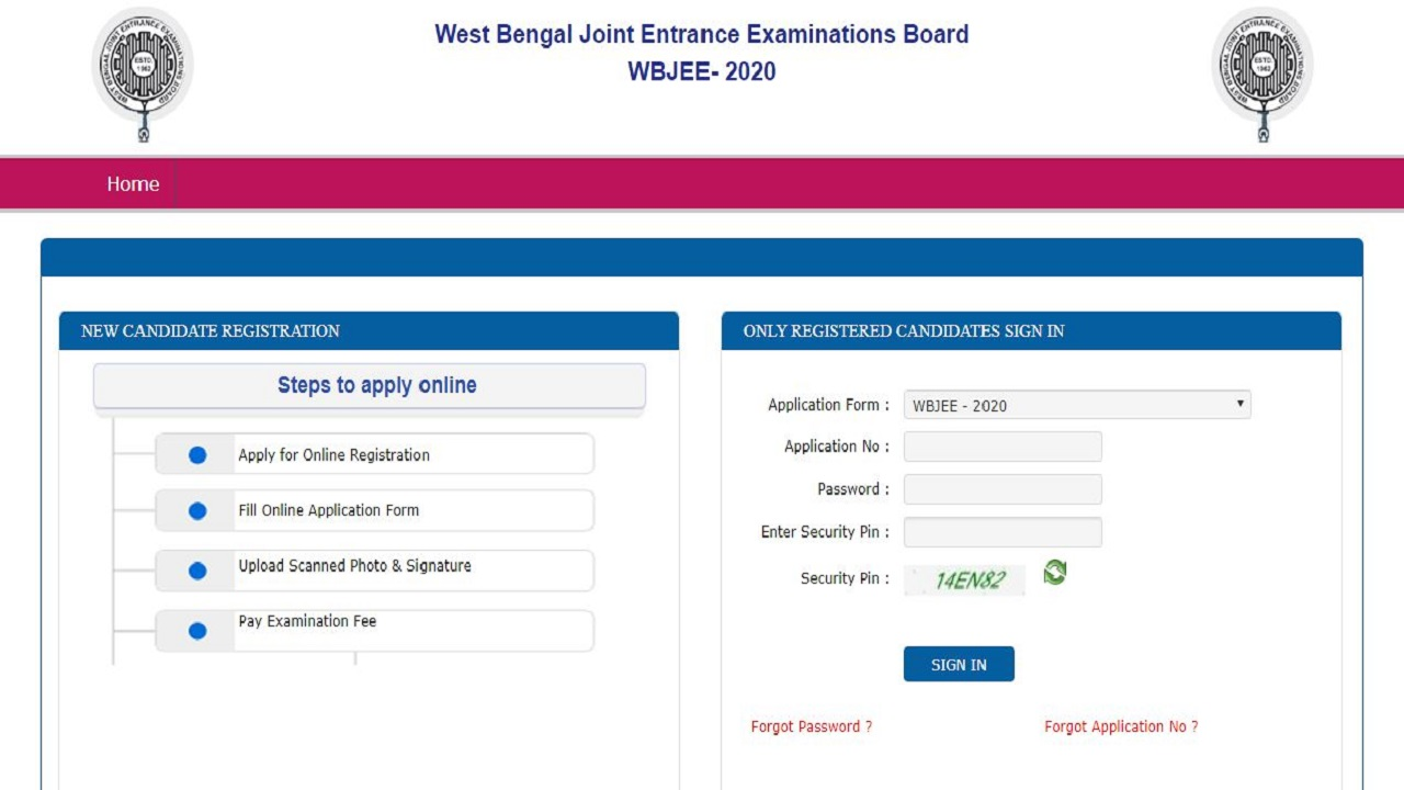 WBJEE 2020 Answer Key Released At wbjeeb.nic.in - News Nation
