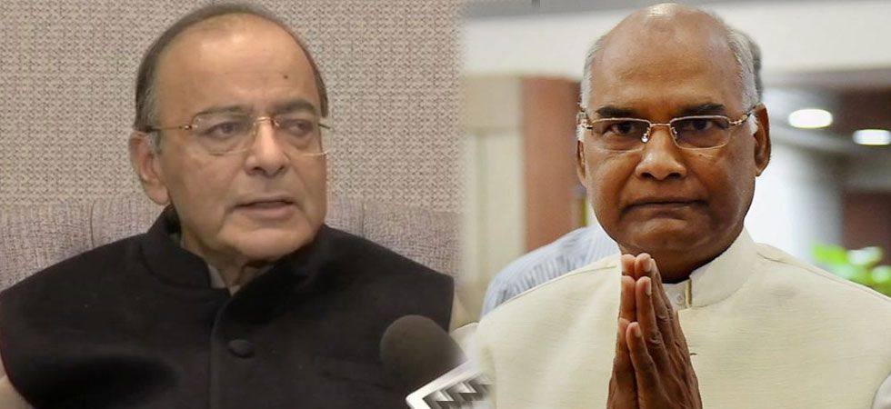 Owing to his health conditions Arun Jaitley did not fight the elections this year. (File Photo)