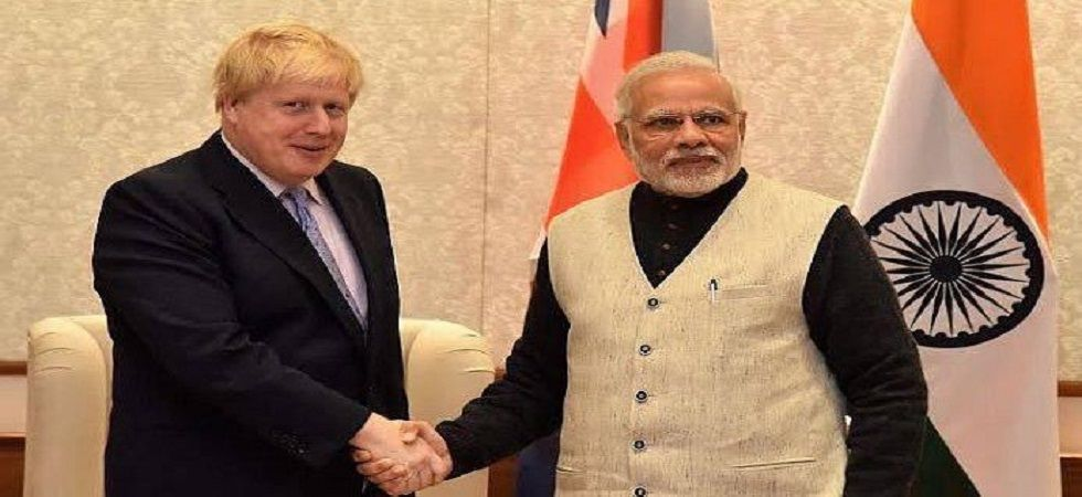 PM Modi dials new UK PM Boris Johnson, expresses readiness to work on strengthening ties