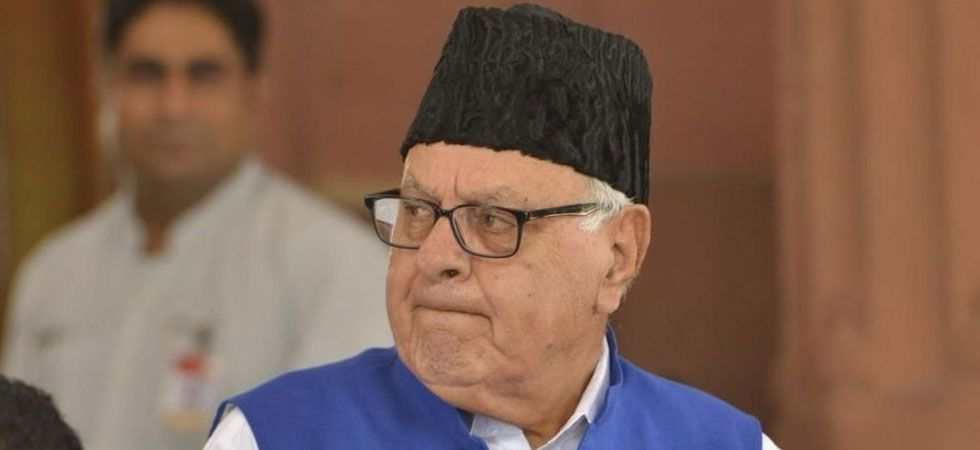 Farooq Abdullah is being grilled under Prevention of Money Laundering Act (PMLA) in Chandigarh. (File Photo: IANS)