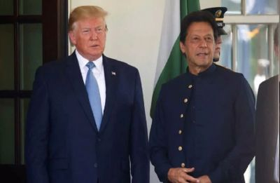 Surprised by India's reaction to Donald Trump's offer of mediation on Kashmir: Imran Khan