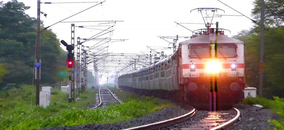 IRCTC trains (Representational Image)