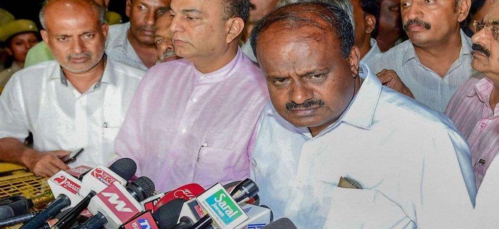 Karnataka Chief Minister HD Kumaraswamy likely to resign today, say media reports