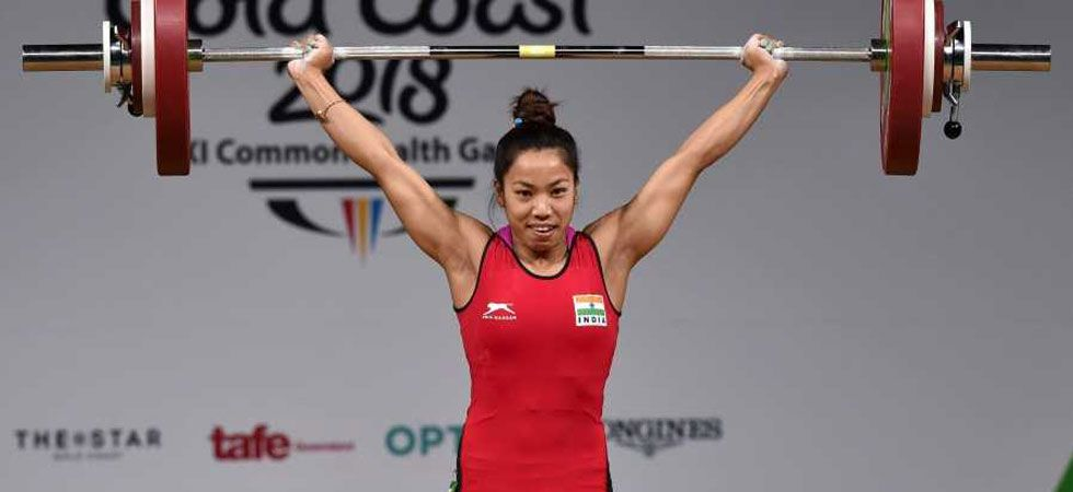 India's Mirabai Chanu wins gold at Commonwealth Senior Weightlifting Championship