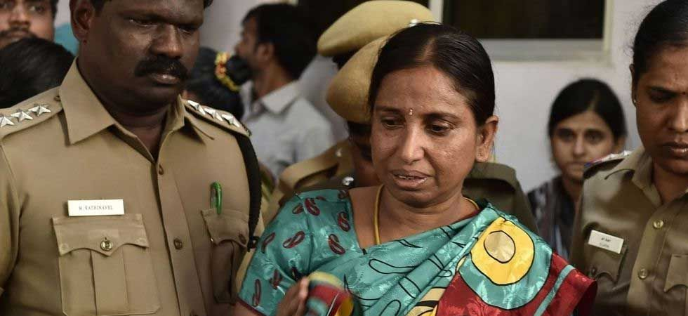 Nalini Sriharan, convict in Rajiv Gandhi assassination, gets one month parole from Madras High Court
