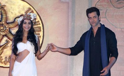 Mohenjo Daro: Hrithik, Pooja on a promotion spree