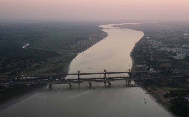 Narmada Maiya bridge in Bharuch likely to be be inaugurated in April