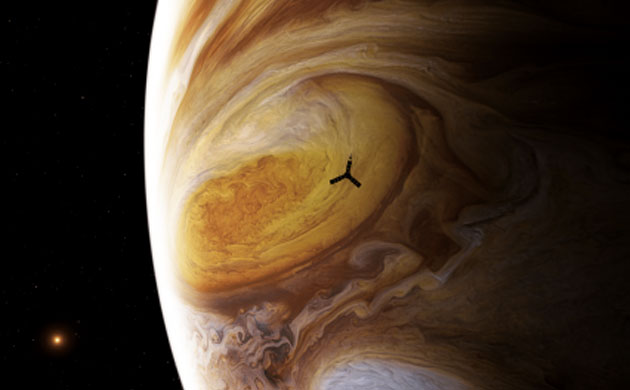 NASA Juno captures best ever images of Jupiter Great Red Spot see stunning pics here