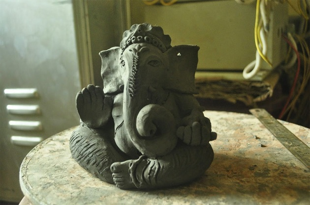 Ganesh Chaturthi 2017: Catch some glimpses of preparations and arrangements ahead of the grand Hindu festival
