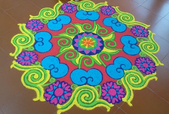 Diwali 2017 Here are some aesthetic Rangoli designs for your home
