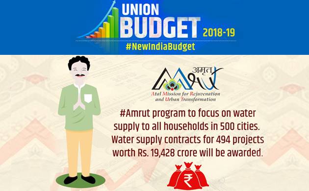 India's Union  budget 2018 focuses on agriculture, infrastructure, healthcare reforms