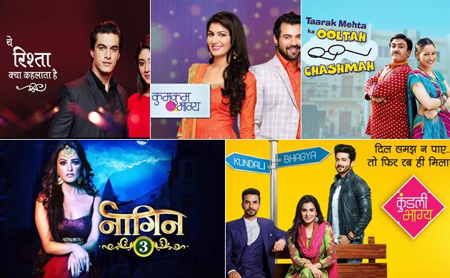 BARC TRP ratings week 36 2018 Naagin 3 Yeh Rishta Kya Kehlata Hai Kundali Bhagya Kumkum Bhagya Taarak Mehta Ka Ooltah Chashmah