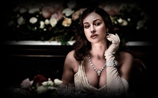 Monica Bellucci birthday James Bond Malena Cleopatra most iconic fashion moments