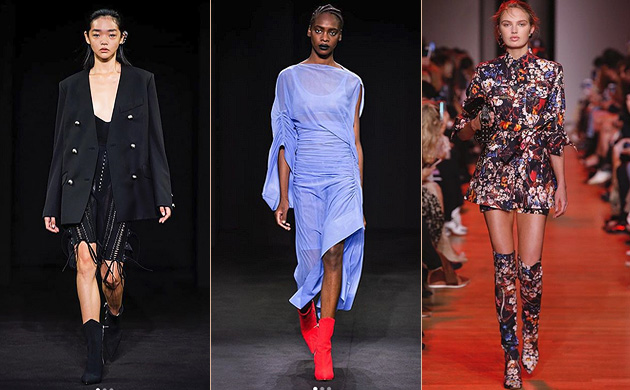 Paris Fashion Week 2019 Isabel Marant Elie Saab Mugler wearable