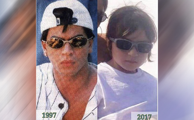 Happy Birthday AbRam: Adorable pictures of the youngest Khan that proves he is a mini Shah Rukh Khan