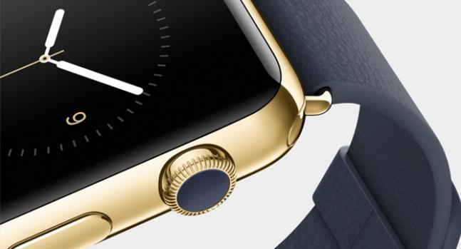 Apple smartwatch out on display! Here is a look