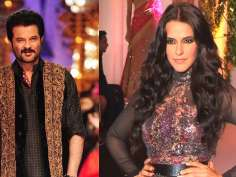 Anil Kapoor, Neha Dhupia dazzle at India Bridal Fashion Week