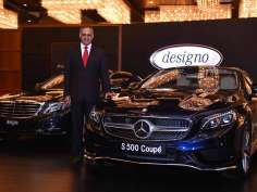 Mercedes treats market with three new models