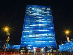 UN Day: Turning the world Blue