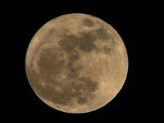 Supermoon lights up sky: Check best images here