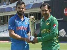 In Picture Excited fans hopeful of India's victory in marquee clashes against Pakistan