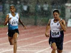 India athletes bag four golds on Day 2 of Asian Athletics
