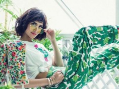 Its HOT: Vaani Kapoor drinking coconut water in style for Cosmopolitan India photo shoot hot Befikre actress