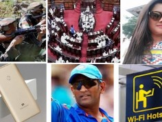 Top news @12 pm: Ceasefire violation, SC hears right to privacy, Jagga Jasoos actress suicide and more