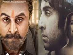 Sanju new poster After Ranbir Kapoor as Sanjay Dutt Manisha Koirala s convincing look as Nargis takes internet by storm