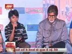 Big B promotes Bhootnath 2