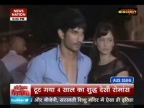 Ankita Lokhande slaps Sushant Singh Rajput