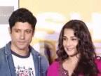Vidya, Farhan unveil trailer of 'Shaadi Ke Side Effects'