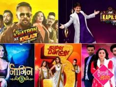 BARC TRP ratings week 2, 2019: Khatron Ke Khiladi 9 dethrones The Kapil Sharma Show and Naagin 3
