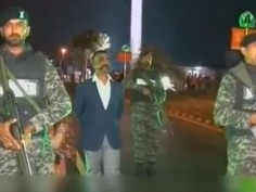 First visuals of brave IAF pilot Abhinandan Varthaman after reaching India