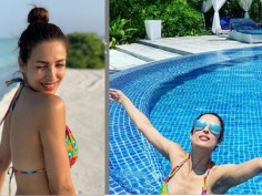 Malaika Arora's sassy remark and sexy beach avatar shows what 'happiness' looks like