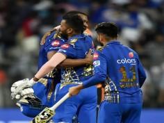mumbai indians sunrisers hyderabad tied game super over ipl 2019 wankhede stadium