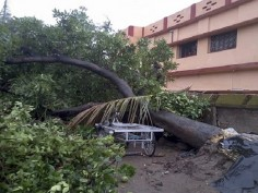 Cyclone Fani reaches Bangladesh after leaving trail of damage in West Bengal