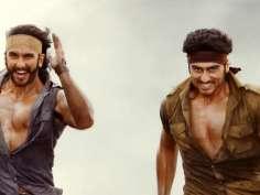 First Look: Ranveer Singh, Arjun Kapoor's <i>Gunday</i>