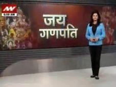 India welcomes Lord Ganesha