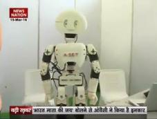 Idea India Ka: Dancing robot named Manav