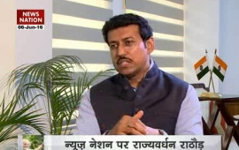 Govt schemes cannot just be decided sitting in air-conditioned rooms:  Rajyavardhan Singh Rathore