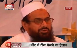 Question Hour: What is Hafiz Saeed's new conspiracy?