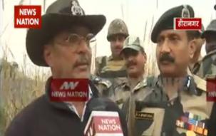 Zero Hour: Nana Patekar visits international border to encourage BSF soldiers