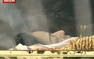 Question Hour: Jayalalithaa laid to rest next to MGR at Marina Beach in Chennai