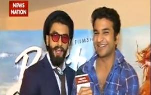 Meet the team of 'Befikre' , Ranveer Singh and Vaani Kapoor in a special interview